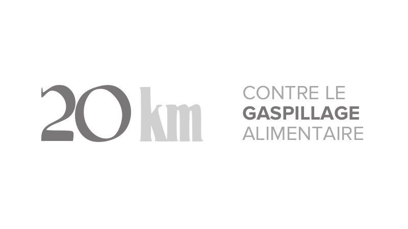 20km contre le gaspillage alimentaire